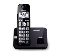 Panasonic DECT 6 0 1 Handset panasonic kx tge210b