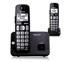 Panasonic DECT 6 Cordless Phones panasonic kx tge212b