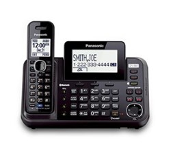 Panasonic 2 Line Cordless Phones panasonic kx tg9541b