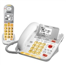 Uniden Corded Cordless Phones uniden d3098