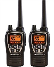 2 way radios midland gxt2000vp4