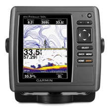 Garmin echoMAP garmin echomap 50s us lake chart with tm transducer
