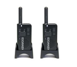 Kenwood Walkie Talkies / Two Way Radios   2 Radio kenwood pkt 23k