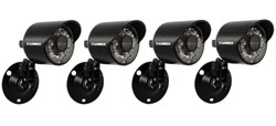 Lorex Vandal Resistant Security Cameras  lorex cvc6930pk4rb