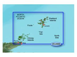Finland Bluechart Maps garmin 010 c0842 00