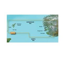 Norway Bluechart Maps garmin 010 C0787 00