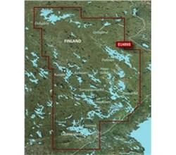 Finland Bluechart Maps garmin 010 c0833 00