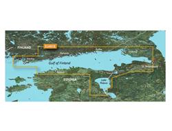 Finland Bluechart Maps garmin 010 c0835 00