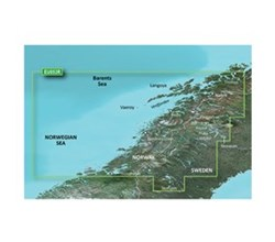 Norway Bluechart Maps garmin 010 C0789 00