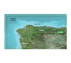 Portugal Bluechart Maps garmin 010 c0830 00