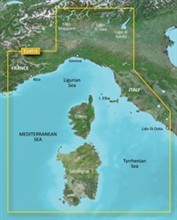 Italy Bluechart Maps garmin 010 C0795 00