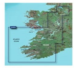 Ireland Bluechart Maps garmin 010 c0827 00