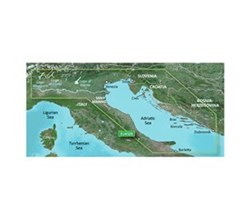 Italy Bluechart Maps garmin 010 C0796 00