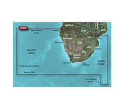 Garmin Africa BlueChart Water Maps garmin 010 c0748 00