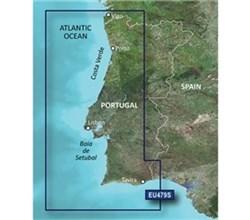 Portugal Bluechart Maps garmin 010 c0823 00