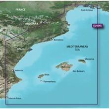 Spain Bluechart Maps garmin 010 C0798 00