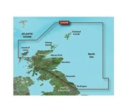 U.K. Bluechart Maps garmin 010 c0762 00