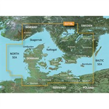 Poland Bluechart Maps garmin010 c0857 00