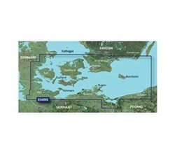 Poland Bluechart Maps garmin 010 C0803 00