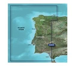 Portugal Bluechart Maps garmin 010 c0767 00
