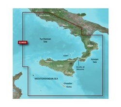 Italy Bluechart Maps garmin 010 C0804 00