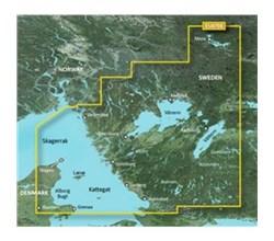 Sweden Bluechart Maps garmin 010 c0814 00
