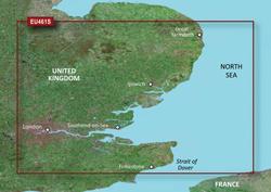 U.K. Bluechart Maps garmin 010 C0805 00