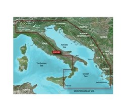 Italy Bluechart Maps garmin 010 c0772 00