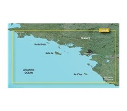 France Bluechart Maps garmin 010 C0808 00