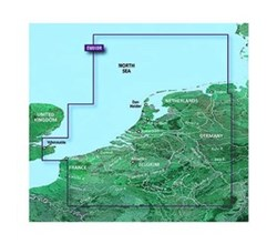 Netherlands Bluechart Maps garmin 010 c0775 00
