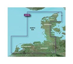 Netherlands Bluechart Maps garmin 010 C0776 00