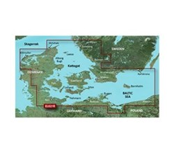 Poland Bluechart Maps garmin 010 c0777 00