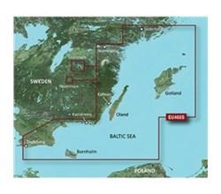 Sweden Bluechart Maps garmin 010 C0812 00