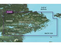 Sweden Bluechart Maps garmin 010 C0813 00