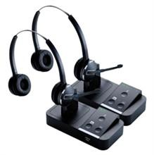 Jabra GN Netcom 2 Headset Bundles jabra pro 9450 Duo 2 pack