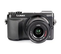 Panasonic Compact System Cameras panasonic dmc gx7kk