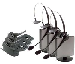 Jabra GN Netcom 3 Headset Bundles Jabra gn netcom gn9125 flex mono nc 3