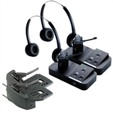 Jabra GN Netcom 2 Headset Bundles Jabra gn netcom pro 9450 duo 2 pack