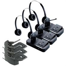 Jabra GN Netcom 3 Headset Bundles jabra gn netcom pro 9450 duo 3 pack