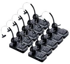 Jabra GN Netcom 10 Headset Bundles jabra gn netcom pro 9450 mono