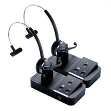 Jabra GN Netcom 2 Headset Bundles jabra gn netcom pro 9450 mono flex 2 pack