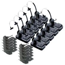 Jabra GN Netcom 10 Headset Bundles jabra gn netcom pro 9450 mono flex 10 pack
