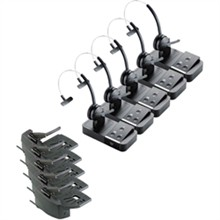 Jabra GN Netcom 5 Headset Bundles jabra gn netcom pro 9450 mono 5 pack