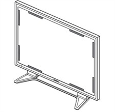 TV Accessories panasonic tyar65p9w