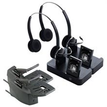Jabra GN Netcom 2 Headset Bundles jabra gn netcom pro 9460 duo 2 pack