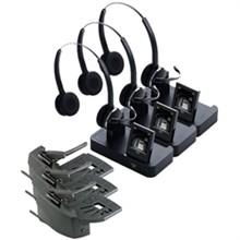Jabra GN Netcom 3 Headset Bundles jabra gn netcom pro 9460 duo 3 pack