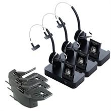 Jabra GN Netcom 3 Headset Bundles jabra gn netcom pro 9460 mono 3 pack