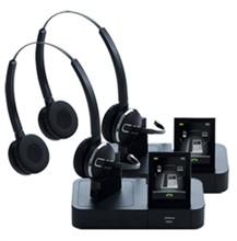 Jabra GN Netcom 2 Headset Bundles jabra gn netcom pro 9465 duo 2 pack