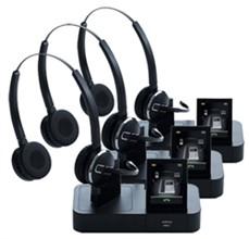 Jabra GN Netcom 3 Headset Bundles jabra gn netcom pro 9465 duo 3 pack