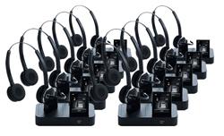 Jabra GN Netcom 10 Headset Bundles jabra gn netcom pro 9465 duo 10 pack